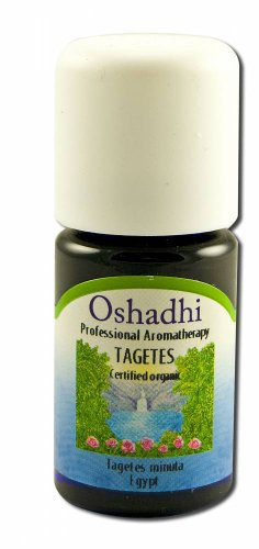 Essential Oil Singles Tagetes, Organic 5 mL