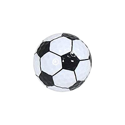 Nitro Novelty Soccer Ball, 3 Pack