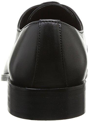 Pierre Prestige Scarpe Noir Uomo Cardin stringate Derva Noir 74xqwR78r