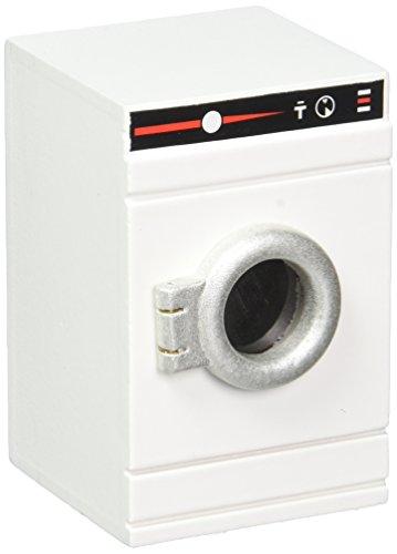 MagiDeal Dollhouse Miniature Washing Machine