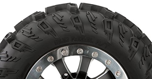 Sedona Mud Rebel R/T Front/Rear Tire - 30x10R-15, Position: Front/Rear, Rim Size: 15, Tire Application: All-Terrain, Tire Size: 30x10x15, Tire Type: ATV/UTV, Tire Ply: 6 - 15 Tires Mud In