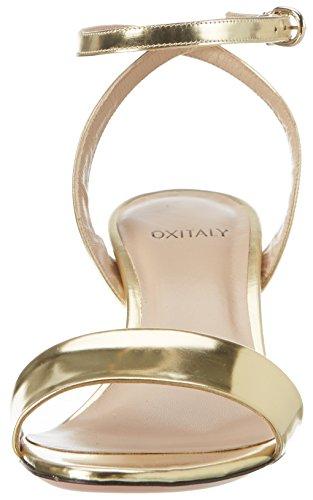 Sandalen Oxitaly 18 Soave Gold Damen Oro aWanPF0vx
