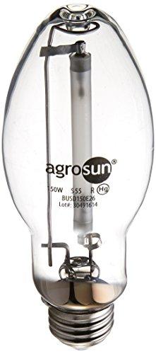 (Hydrofarm TV205406 150W Mini Sunburst Bulb)