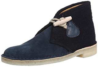 Clarks Men's Desert Boot,Navy Gloverall/Navy Suede,8 M US (B00AYCLUA8) | Amazon price tracker / tracking, Amazon price history charts, Amazon price watches, Amazon price drop alerts