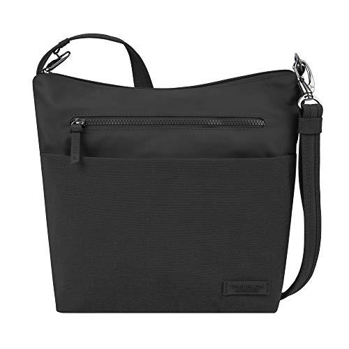 Travelon: Anti-Theft Metro Crossbody Bag – Black