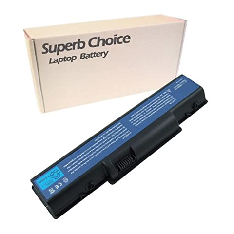 Superb Choice 12-Cell Laptop Battery for ACER Aspire 2930 2930G 2930Z 4230 4310 Series 4315 4330 4520 4520G 4530 4710 4710G 4715Z-3A0512C 4720 4720G 4720Z 4730 4730Z 4730ZG 4920 4920G 4930 4930G 4935 4935G 4520-5141 4315-2904 4530 4530 4730 4720ZG 4715Z 5335 5735 5735Z 4540 4540G 5542G Replacement for AS07A41 AS07A31 AS07A32 AS07A72 AS07A42 AS07A51 AS07A52 AS07A71 BT.00603.036 BT.00604.015 BT.00604.022 BT.00605.018 BT.00607.012 BT.00607.013 BTP-AS4520G MS2219 MS2220 Z01 Z0312 (Aspire 4330 Battery)