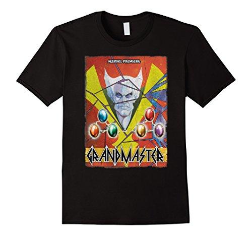 Marvel+Comics+Retro+Shirt Products : Marvel The Grandmaster Classic Retro Comic Premiere T-Shirt