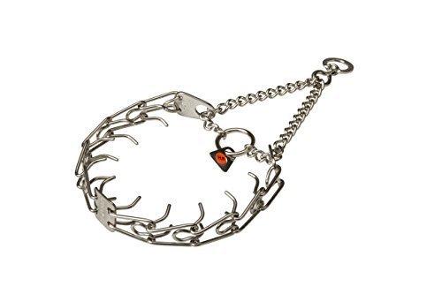 (Herm Sprenger Stainless Steel Dog Pinch Collar - 50135 010 (55)- 1/11 inch (2.25 mm) - Size 16 inch (41 cm))
