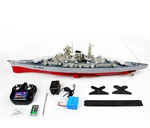 4CH Electric RC Aircraft Carrier Guided missile Destroyer Remote control Boat & Ship 80 meters super big rc boat Military Toys