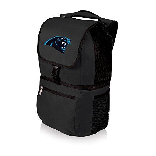 Insulated Cooler Backpack Carolina Panthers