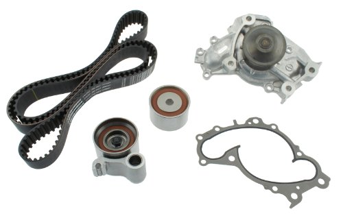 - Aisin TKT-004 Engine Timing Belt Kit with Water Pump