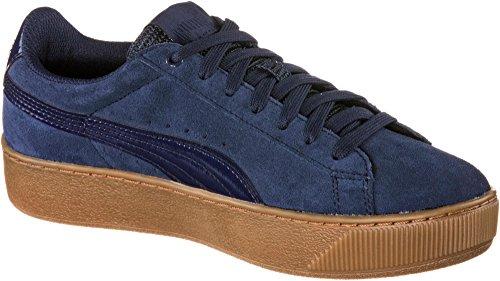 PUMA Damen Sneaker blau 36