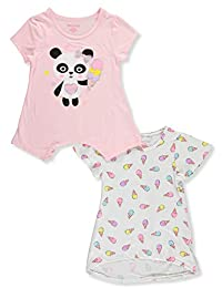 Colette Lilly Girls' 2-Pack Tops