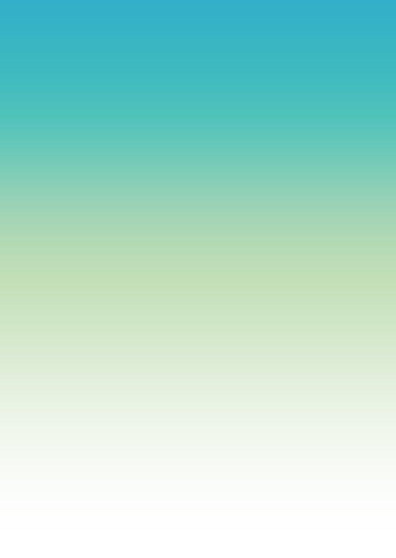 Farbverlaufpapier - Blaugrün DIN A4 / 25 Blatt AS-Druckshop