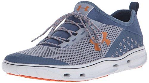 Under Armour Men's Kilchis Shoes, Steel/Mechanic Blue, 11
