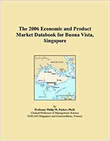 The 2006 Economic and Product Market Databook for Buona