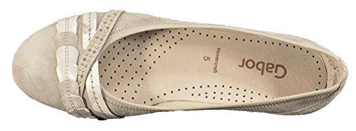 GABOR Gabor Ladies Shoe Ashmill Grey/Stone
