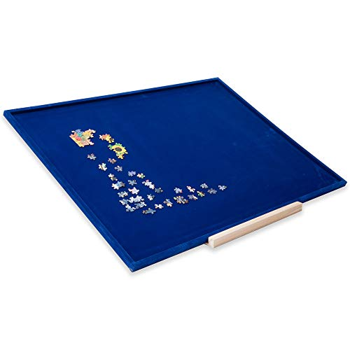 Bits and Pieces - The Master Puzzler Puzzle Assembly Board - Jigsaw Puzzle Table/Board (Large)