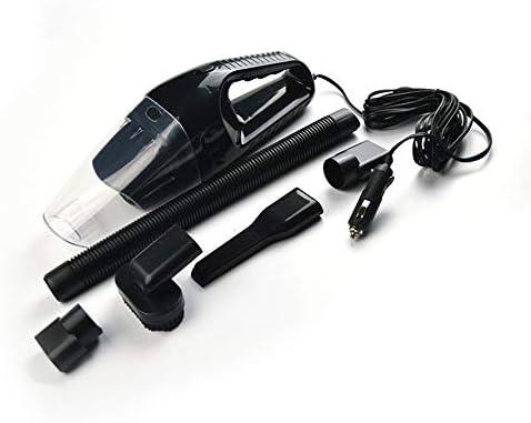 Mazhar Aspiradora de Coche para aspiradora portátil de Coche de Mano 12V 120W Mini aspiradora de Coche Auto Aspirador Coche - Negro: Amazon.es: Hogar