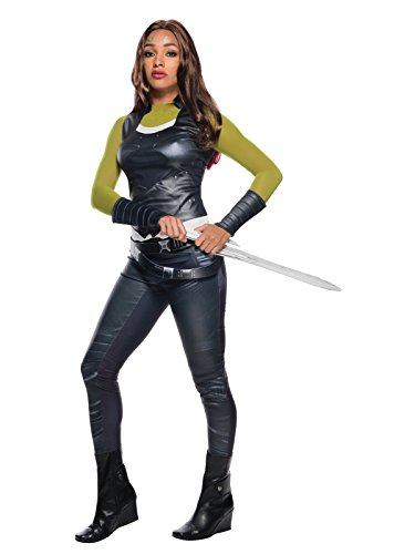 Rubie's Women's Guardians of The Galaxy Gamora Costume, GOTG Vol. 2, Medium]()