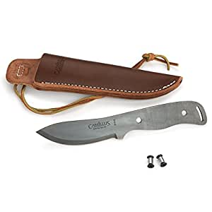 Camillus Bushcrafter Fixed Blade Knife Kit