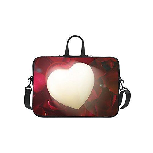 """Custom Rose Classic Durable Sleevefor 11"""" 11.6"""" Laptop Water"""