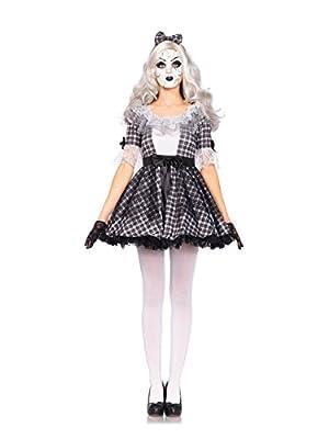 Leg Avenue Women's Pretty Porcelain Doll