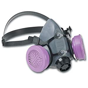 SEPTLS068550030S - North safety 5500 Series Low Maintenance Half Mask Respirators - 550030S