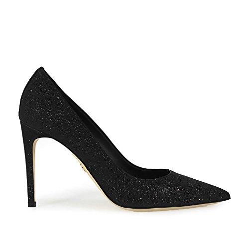 Paillettes Printemps Escarpins été À Noir 2018 Chaussures Femme Dsquared2 qYEwSIq