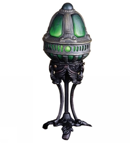 Meyda Tiffany 22090 Castle Swan Accent Lamp - Meyda Tiffany Swan