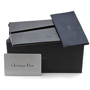 Original Dior Sunglass Eyeglass Case Folding Black w/Dior Cleaning Cloth Medium
