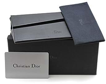 Original Dior Sunglass Eyeglass Case Folding Black w/Dior