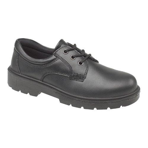 Male - Amblers Steel FS41 Safety Gibson Shoe Black Size UK 9 EU 43 US 9.5