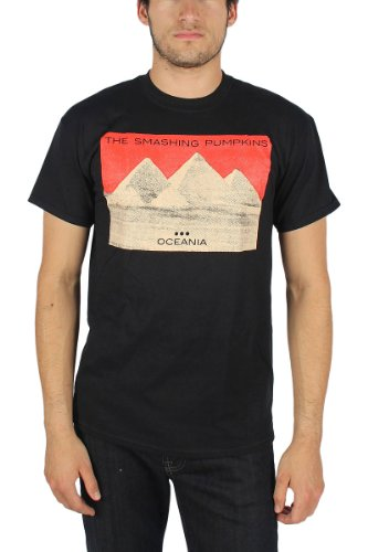Smashing Pumpkins - Mens Red Sky T-Shirt, Size: XX-Large, Color: As Shown
