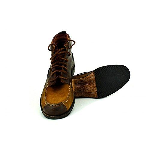 Timber Land Company Copriletto Chukka 89545 marrone