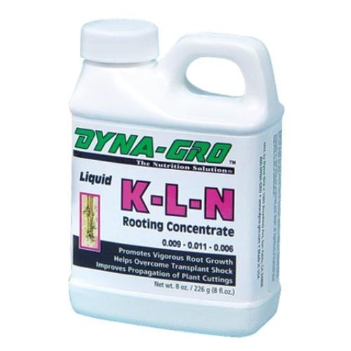 Dyna-Gro K-l-n Rooting Concentrate Kln-008 0.009-0.011-0.006, 8-Ounce Dyna-Gro