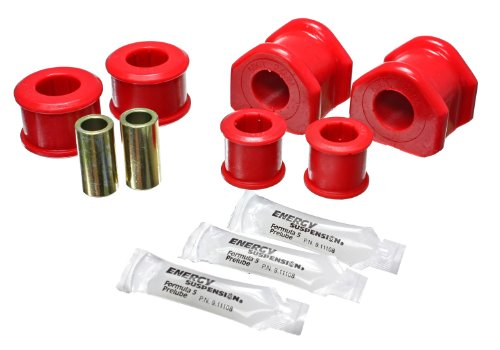 Energy Suspension 4.5195R REAR SWAY BAR BUSHING SET 24mm