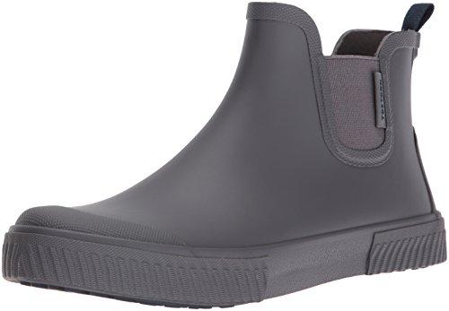 Tretorn Men's Gus Rain Boot, Dark Grey/Dark Grey/Night, 9 M US