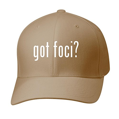 Bh 600 Light (BH Cool Designs Got foci? - Baseball Hat Cap Adult, Khaki, Small/Medium)