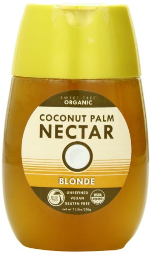 Tree Farms Coconut Big (Big Tree Farms Coconut Nectar, Blonde, 11.5 Ounce)