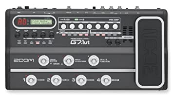 Dod G7 Guitar Effects Processor Manual