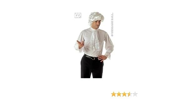 Camisa con chorreras M - L=48 - 50: Amazon.es: Juguetes y juegos