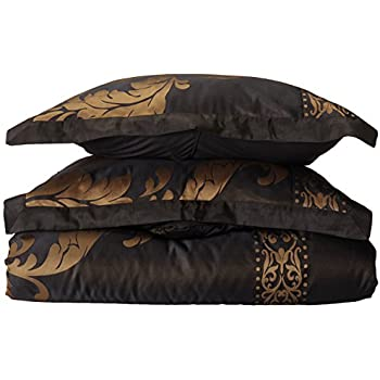 7-Pc Chenille Square Checkered Embossed Floral Pleated Comforter Set Gold Burgundy Red Black Queen delicate