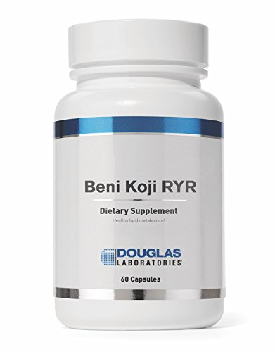 Douglas Laboratories - Beni Koji Red Yeast Rice - Fermented Red Yeast Rice to Support Healthy Blood Lipid Levels* - 60 Capsules