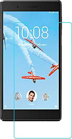 BAI AND KAKA reg; Tempered Glass for Lenovo Tab2 A710L Anti Fingerprint Clear Screen guards