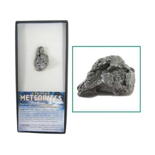 "Small Hunk of Genuine Meteorites Approx 4,200 Years Old Approx 1-1/4"" x 3/4"