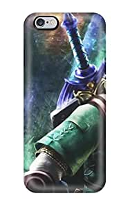 EhoKTFh2139vvTXz Tpu Phone Case With Fashionable Look For Iphone 6 Plus - Awesome Link Legend Of Zelda Widescreen