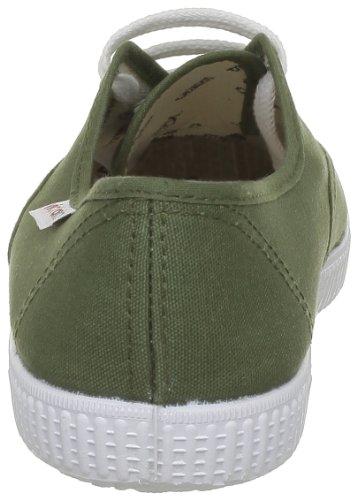 Inglesa Unisex Verde Lona 6613 Victoria Zapatillas Tela de Kaki zw4OOZxP
