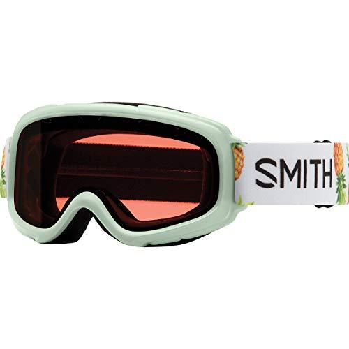 Smith Optics Gambler Youth Snow Goggles - Ice Pineapples / Rc36