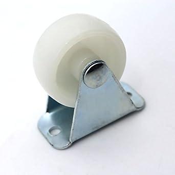 1 Inch direccional desgaste de la rueda Mini flores muebles armarios ruedas ruedas: Amazon.es: Amazon.es